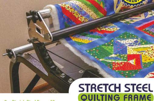 Nolting Longarm Frames and Options