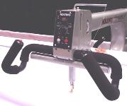 Nolting Pro series longarm quilting machine